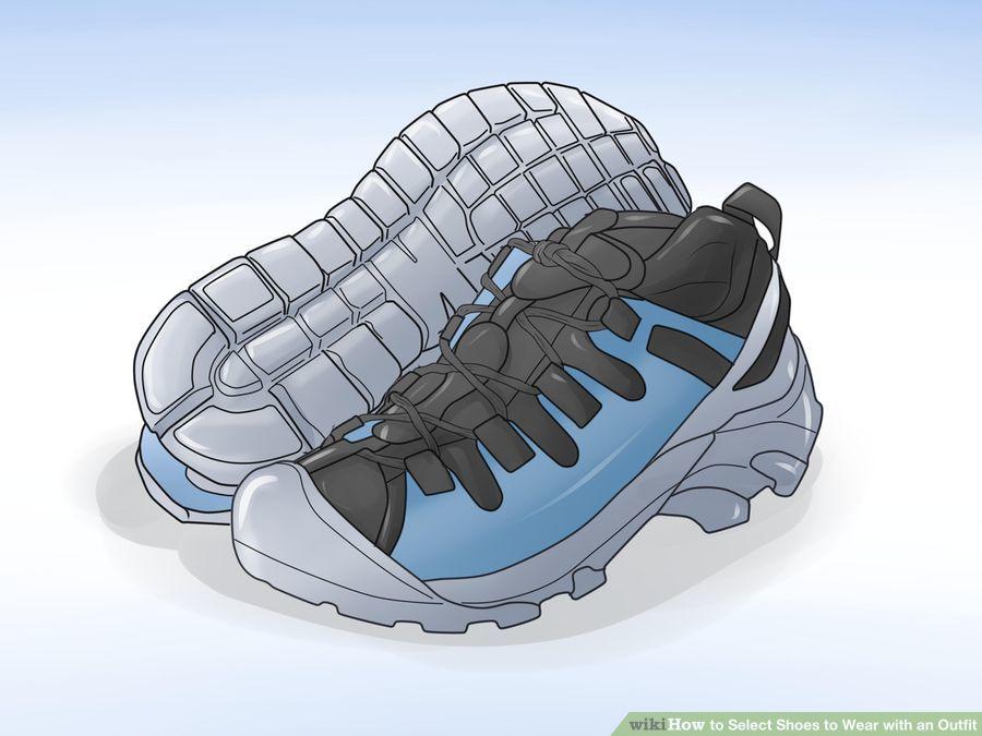 Como escolher quais sapatos usar Parte 08